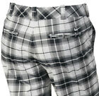 Nike Golf Women Tour Modern Rise Tartan Plaid Golf Pants $95