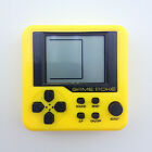 Colorful Built-in Games Mini Tetris Game Console Retr Matchbox Electronic Toy