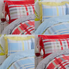 Charlotte Thomas Camden Check Reversible Housewife Pillow Case, Pair