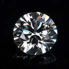 Round - Cubic Zirconia - Loose CZ Colorless AAAAA - US Shipper - .01-7ct