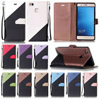 Luxury Magnetic Flip Stand Card Slot Wallet PU Leather Case Cover for Huawei LG