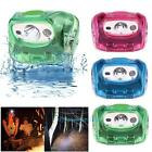 Waterproof Mini LED Headlamp Flashlight Torch Emergency Outdoor Working Light