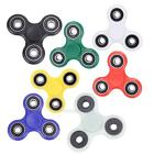 Tri Fidget Hand Spinner Triangle Finger Toy EDC Focus ADHD Gyro Ball Desk Toys