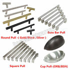 Cabinet Handle Drawer Handles Kitchen Bar Drawer Pulls Square Knobs Hardware Lot