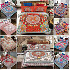 Duvet Covers (Bohemian Moroccan) With Quilt Cover,Pillow Cases Luxury items