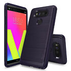 LG V20 Case, [Ringke ONYX] Flexible Durability, Anti-Slip TPU Defensive Cover