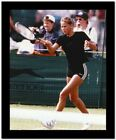 Anna Kournikova in Black Shirt and Black Skirt High Quality Photo