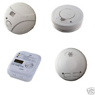 Smoke Alarm and Carbon Monoxide Detector Combination Smoke Essential Alarm Kit