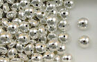9Sterling Silver 8mm Plain Rondelle Spacer Beads, Choice of Lot Size & Price