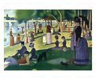 a sunday afternoon on the island of la grande - Canvas print, art prints, A Sunday afternoon on the Island of la Grande Jatte, A