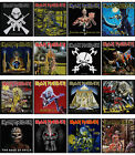 Iron Maiden Patch Book of Souls Trooper Killers Eddie band logo Official New