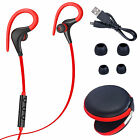Bluetooth 4.1 Wireless Stereo Earphone Earbuds Sport Headset Headphone Universal