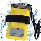 Underwater Waterproof Case Dry Bags Pouch For Iphone Mobile Phones Up to 6