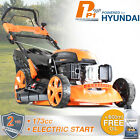 Hyundai Petrol Rotary Self propelled Lawnmower range with Easy Start