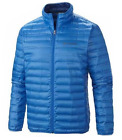 Mens Big & Tall Columbia Flash Forward Down Insulated Winter Jacket Blue NWT 3X