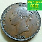 Queen Victoria 1 Penny 1837-1901 Choose Your Date Each Coin Has Its Own Pictures