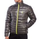 Mens Spyder Primo Down Insulated Winter Jacket Olive NWT $190 100% Duck Down