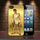 Elvis Presley The King iPhone Case X 4 4S SE 5/ 5S 5C 6 7 8 Plus