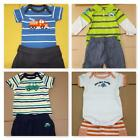 NWT GYMBOREE & CARTERS baby toddler boy outfit set PICK