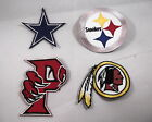 Any 4 Embroidered Multi Champion Patches Redskins Cowboys Steelers Predators