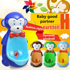 Baby Boys Monkey Toilet Potty Training Kids Toddler Urinal Bathroom Pee Trainer