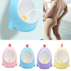 Children Standing Potty Toilet Kid Urinal Baby Boys Bathroom Hanging Pee Trainer