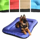 Square Dinghy type Dog Bed 4 Sizes S M L XL. Waterproof Pet Bad in 5 colors