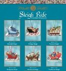 Holiday Ornament/Magnet Kit - Sleigh Ride - 6 Designs to choose from