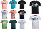 New Mens Superdry Factory Seconds T-Shirts Selection - Various Styles