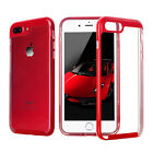 Luxury Slim Shockproof Hard Bumper Case Clear Back Cover F Apple iPhone 7 7 Plus
