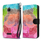 Fashionable Wallet Pouch Case Cover with Design for Alcatel Dawn 5027/ Streak