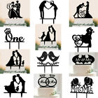 wedding cake with birds - Wedding Engagement Party Bride &Groom Birds Acrylic Cake Decoration Toppers