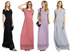 4 Colors Boutique Quality Tribal Pattern Cut Out Short Sleeves Maxi Dress