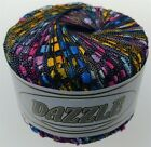 KFI Knitting Fever - Dazzle Metallic Ladder Trellis Ribbon Yarn - 34 COLORS!