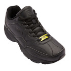 Fila ON THE JOB SR Mens Black Slip Resistant Work Shoes