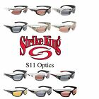Strike King SG - S11 Optics 100% Polarized Sunglasses Men's and Women's S11W