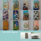 FX01B SONY Xperia  Studio Ghibli Flip Cover Mobile Phone Case wallet card packet
