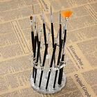 Professional Makeup Nail 12 Holes Acrylic Gel Brush Pen Holder Stand Display
