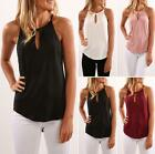 Fashion Women's Vest Tank Top Sleeveless Shirt Blouses Casual Cami Tops T-Shirt