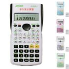 240 Functions 2 Line Display 12 Digital Electronic Scientific Student Calculator
