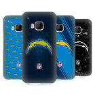 OFFICIAL NFL 2017/18 LOS ANGELES CHARGERS HARD BACK CASE FOR HTC PHONES 1