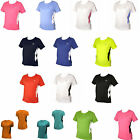 More Mile Girls Junior Running Fitness Gym Tees Top 9-14 Yrs