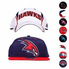 Atlanta Hawks ADIDAS Assortment of Snapback & Structured Flex Fit Snapback Cap
