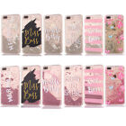 Fashion Bling Bead Quicksand Glitter Soft Edge Back Case Cover Skin for iPhone