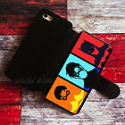 Batman and Robin Wallet iPhone cases Samsung Wallet Leather Phone Cases