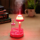 Table Lamp Mini USB Humidifier Air Purifier Aroma Diffuser For Office Home Room