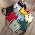 Women Canvas Mini Shoulder Bag Shopping Bag Messenger Hobo Satchel Bag Cross Bod