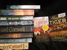 BERNARD CORNWELL HIS COLLECTION WITHOUT SHARPE CHOOSE WHICH YOU WANT