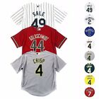 MLB Majestic Official Cool Base Replica Player Jersey Collection Boys Size (4-7) on Ebay