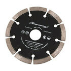 Dry Cut Segmented Diamond Tipped Disc 22mm Core Portable Angle Grinder Cutting